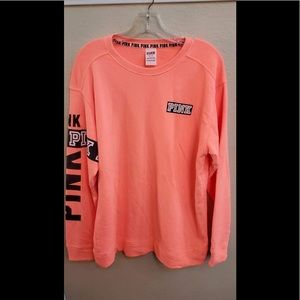 Pink Sweat Shirt